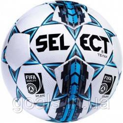 Мяч футбольный SELECT Team (FIFA QUALITY PRO)  white