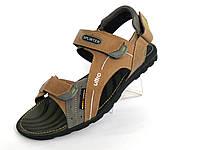 Мужские сандали лето натуральная кожа SPLINTER