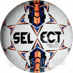 Мяч футбольный SELECT Brillant Replica  5размер