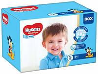 Подгузники Huggies Ultra Comfort 5 (12-22 кг) для мальика Дисней Бокс 84 шт., фото 1