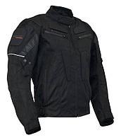 Roleff Riga Jacket Black, S Мотокуртка текстильная с защитой