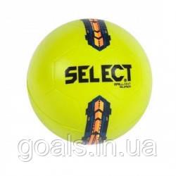 Гандбольный мяч SELECT Foam ball, мяч (003) желтый, one size