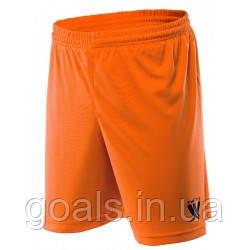 Шорты игровые оранжевые Tactel