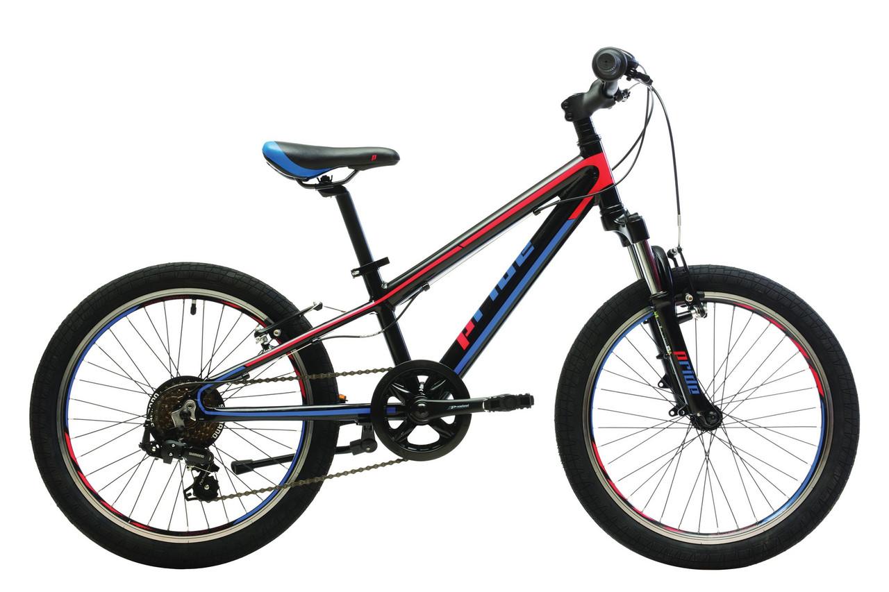 "Детский велосипед Pride Johnny Race 20"" (BB)"