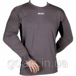 Свитер вратарский SELECT Goalkeeper Shirt Madrid (серый)