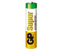 Батарейки GP - Super Alkaline ААА LR03 1.5V 2/40/1000шт