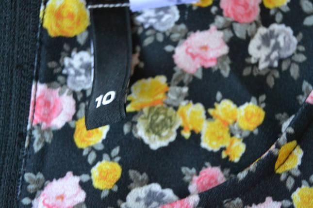Платье в цветочный принт H&M , фото 2