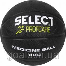 Медбол SELECT Medecine ball 3 кg