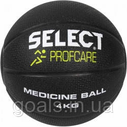 Медбол SELECT Medecine ball 4 кg