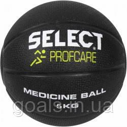 Медбол SELECT Medecine ball 5 кg