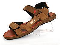 Мужские сандали лето натуральная кожа Ecco