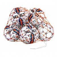 Сетка для мячей SELECT BALL NET (002), оранжевый, 6/8  мячей