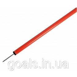Шест для слалома SELECT SLALOM POLE (002), оранжевый, 160 см