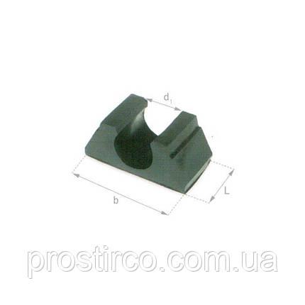 Резиновый вкладыш для крепёжных элементов 61.35, фото 2