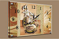 Часы-картина 30х40. Код: K-428