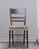 Чехлы на стулья Испания, Vanesa (упаковка 6 шт.) бежевый