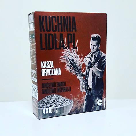 Крупа гречневая Kuchnia Lidla.Pl 4х100г, фото 2