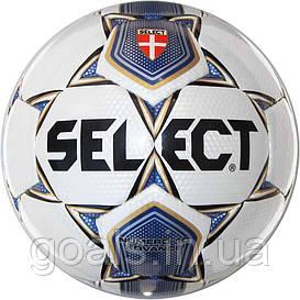 Мяч футбольный SELECT NUMERO 10 ADVANCE (005) БЕЛ/СИН P.5