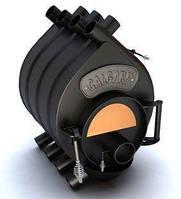 Твердотопливная канадская печь Булерьян тип-00 С12 (стекло) CALGARY (мощность 6 кВт)