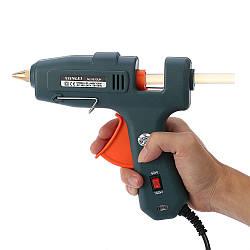 Клеевой пистолет Hot Melt Glue Gun HS-60w-100w