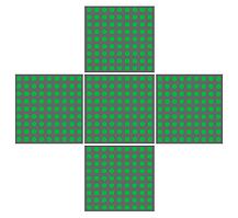 Аптечный крест Flylights Одноцветный 96