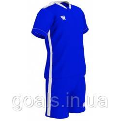 Футбольная форма PRIORITET (сине-белая)