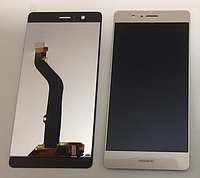 Оригинальный дисплей (модуль) + тачскрин (сенсор) для Huawei P9 Lite   G9 Lite   Honor 8 Smart (золотой цвет)