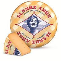 Сыр SLANKE ANKE Сливочный-Light 35% сыр гауда с уменьшенным содержанием жира и соли