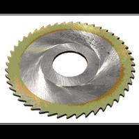 Фреза дисковая отрезная ф  50х1 мм Р6М5 мелкий зуб
