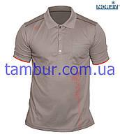 Футболка Norfin Polo BEIGE (рыбалка, охота, туризм)