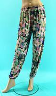 Женские летние брюки ткань масло, р-ры 50-60