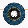 """Лепестковый круг тарельчатый шлифовальный """"Cirkat"""" N41b / T29 - 115, 125, 180 мм."""