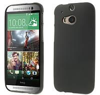 Силиконовый чехол накладка для HTC Desire 200 Black