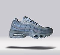 Мужские кроссовки Nike Air Max 95 Essential Cool Grey серые