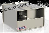 Прямоугольный канальный вентилятор Канал-ПКВ-60-35-4-380