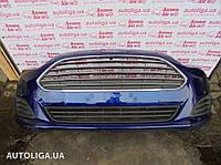 Бампер передний FORD Fiesta MK7 12-16