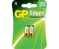 Батарейки GP - Super Alkaline N / LR1 1.5V 2/20/100шт
