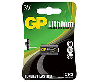 Батарейки GP - Lithium CR2 Li-Ion 3V 1/10/50шт