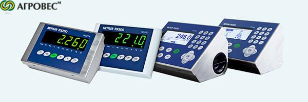 Весовые терминалы и индикаторы. Весопроцессоры, Дублирующие табло, Дисплей покупателя