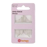 Иглы Kartopu для ручного шитья острые