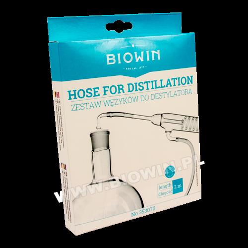 Набор шлангов для дистилляции, BIOWIN