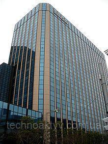 Штаб-квартира компании ISUZU в Токио