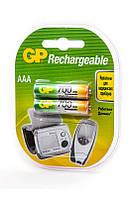 Аккумуляторы GP - Rechargeabl AAA HR03 Ni-MH 700mAh 1.2V 2/20/200шт