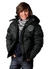Зимняя верхняя одежда для мальчиков