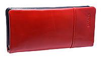 Женский кошелек C9116 red