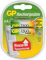 Аккумуляторы GP - Rechargeabl АА HR6 Ni-MH 1300mAh 1.2V 2/20/200шт