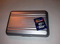 Кейс для флеш-карт Digital Storage Aluminum Case for Eight SD/MMC Secure Digital Cards