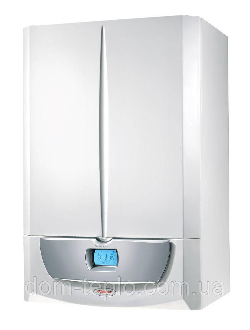 Котел газовый двухконтурный Immergas Zeus Superior 32 kW, фото 1