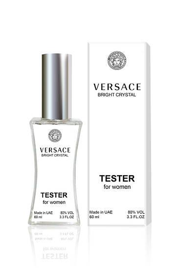 Тестер женский Versace Bright Crystal  ( Версаче Брайт Кристал), 60 мл