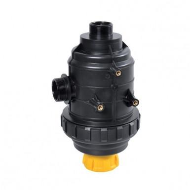 3162463 Фильтр всасывающий 160-220 л/мин с клапаном (колено 1 1/2') (Arag, Италия)